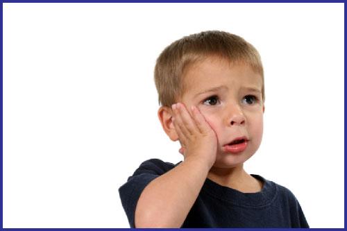 biểu hiện và triệu chứng của bệnh sâu răng ở trẻ em 2