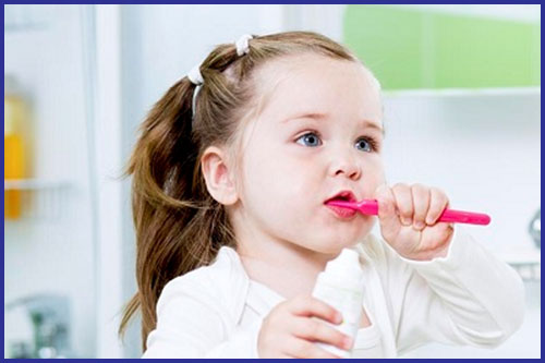 biểu hiện và triệu chứng của bệnh sâu răng ở trẻ em 6