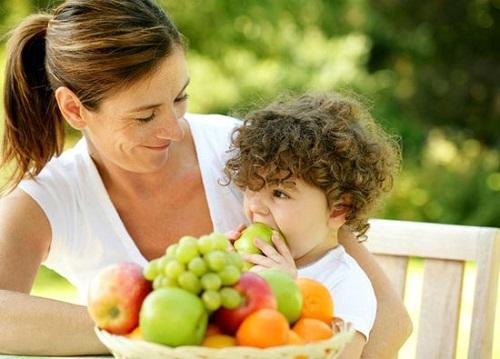 Chú ý đến khả năng ăn nhai của trẻ
