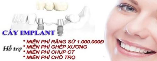 Trồng răng implant tại nha khoa Đông Nam 11