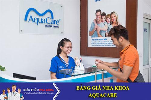 Bảng Giá Nha Khoa Aquacare - 173C Nguyễn Ngọc Vũ, Cầu Giấy