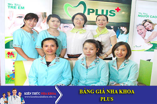Bảng Giá Nha Khoa Plus - 402 Huỳnh Văn Bánh – P.14 – Q. Phú Nhuận