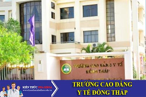 Trường Cao đẳng Y Tế Đồng Tháp