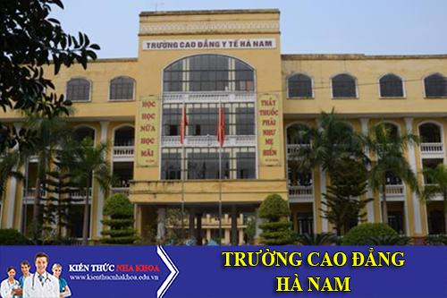 Trường Cao Đẳng Y Tế Hà Nam