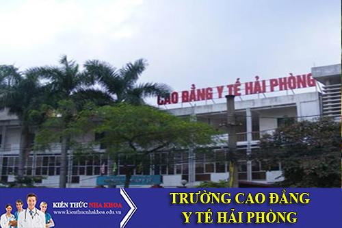 Trường Cao Đẳng Y Tế Hải Phòng