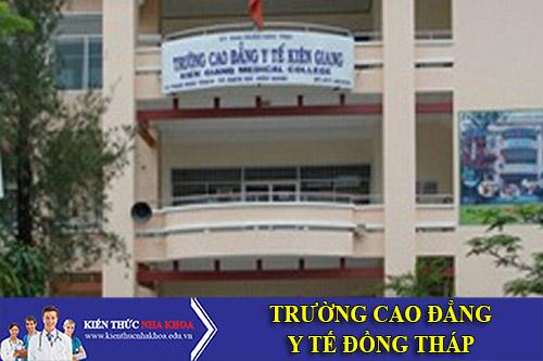 Trường Cao đẳng Y Tế Kiên Giang