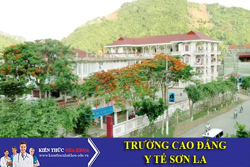 Trường Cao Đẳng Y Tế Sơn La