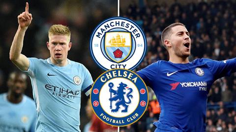 Chelsea vs Man City implant răng cấy