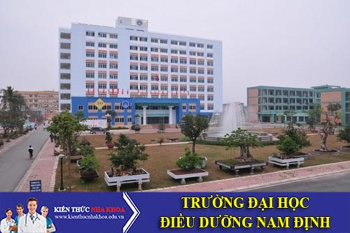 Trường Đại Học Điều Dưỡng Nam Định Tuyển Sinh 2016