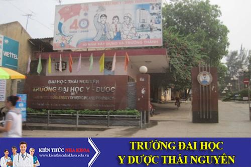 Đại học Y Dược Thái Nguyên
