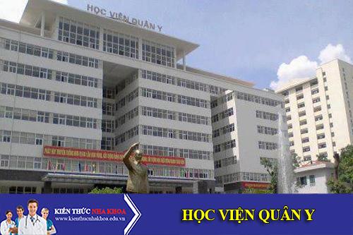 Trường Học viện Quân Y