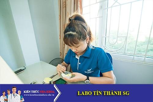 Labo Tín Thành SG – Lựa Chọn Uy Tín Cho Các Nha Khoa Tại Hà Nội