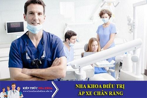Nha Khoa Điều Trị Áp Xe Chân Răng Hiện Nay