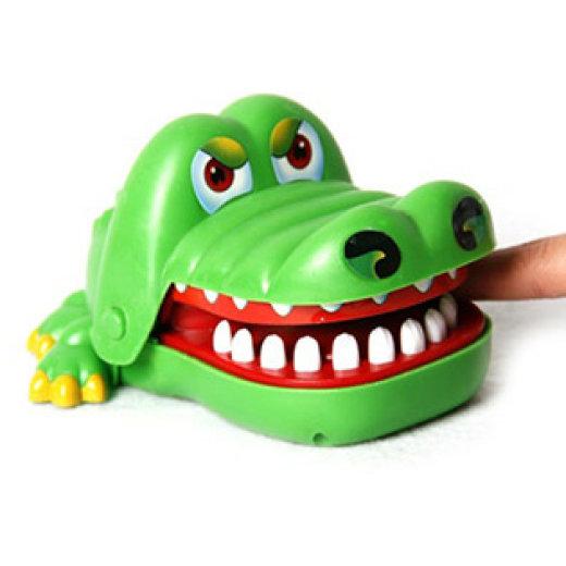 Game Nhổ Răng Cho Cá Sấu