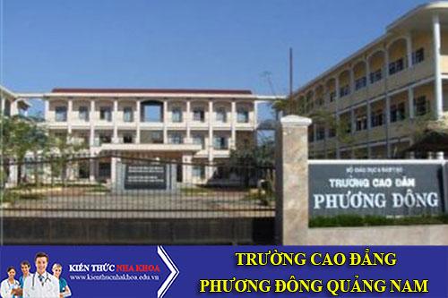 Trường Cao đẳng Phương Đông - Quảng Nam Tuyển Sinh Năm 2016