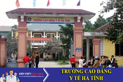 Trường Cao đẳng Y Tế Hà Tĩnh