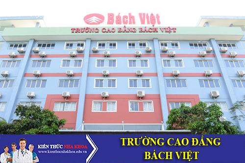 Trường Cao Đẳng Bách Việt Tuyển Sinh 2016