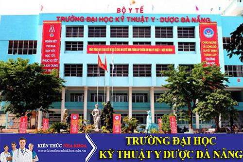 Trường Đại Học Kỹ Thuật Y Dược Đà Nẵng