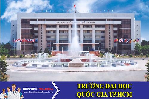 Khoa Y Trường Đại Học Quốc Gia TPHCM Tuyển Sinh 2016
