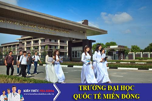 Trường Đại Học Quốc Tế Miền Đông Tuyển Sinh 2016