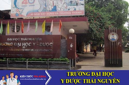 Trường Đại Học Y Dược Thái Nguyên Tuyển Sinh 2016