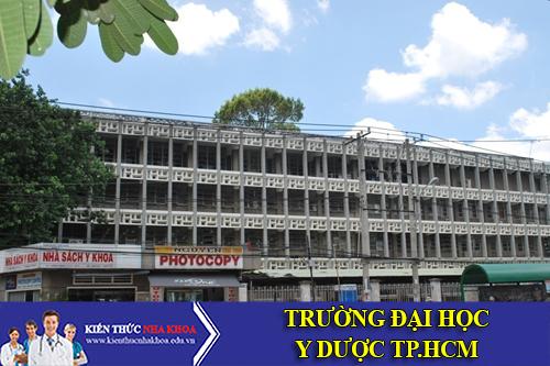Trường Đại học Y Dược TP.HCM