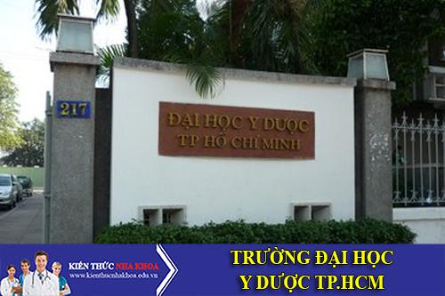 Trường Đại học Y Dược TP.HCM Tuyển Sinh 2016