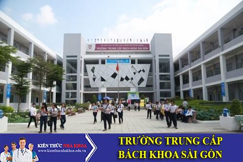 Trường Trung Cấp Bách Khoa Sài Gòn Tuyển Sinh 2016