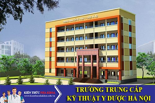 Trường Trung Cấp Kỹ thuật Y Dược Hà Nội