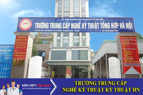 Trường Trung Cấp Tổng Hợp Hà Nội