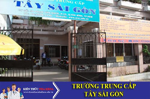 Trường Trung Cấp Tây Sài Gòn