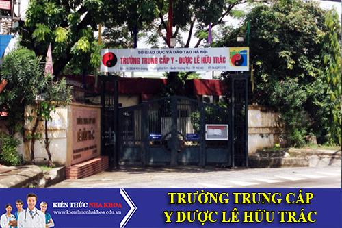 Trường Trung cấp Y Dược Lê Hữu Trác