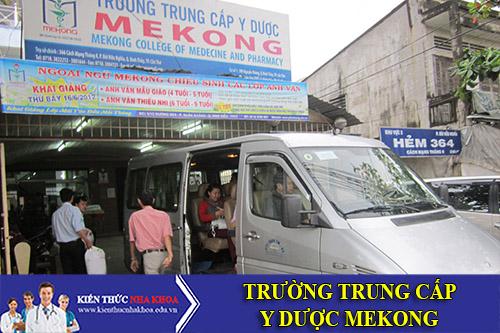 Trường Trung Cấp Y Dược Mekong