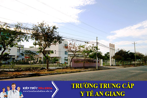 Trường Trung Cấp Y Tế An Giang