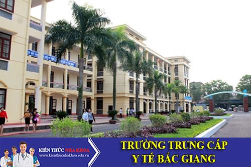 Trường Trung Cấp Y tế Bắc Giang