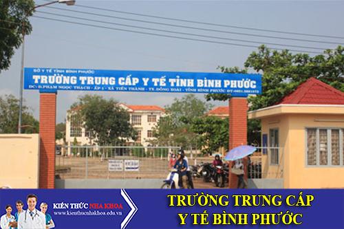 Trường Trung Cấp Y Tế Bình Phước