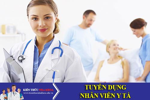 Công ty TNHH Một Thành Viên Trust Health Care Tuyển Dụng Phụ Tá Nha Khoa